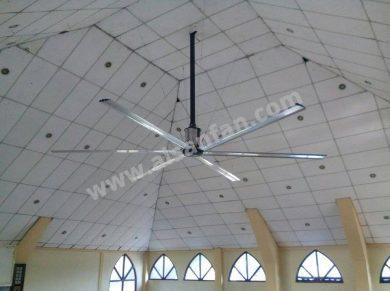 Malaysia mosque ceiling vantilator