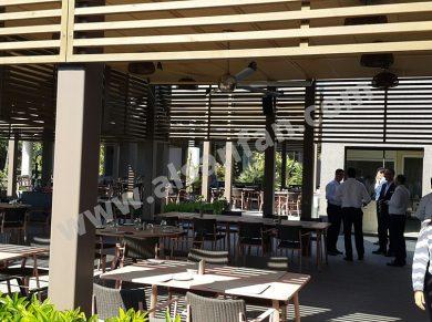 Profan Istanbul - Maxx Royal Restaurant Ceiling Fan 07