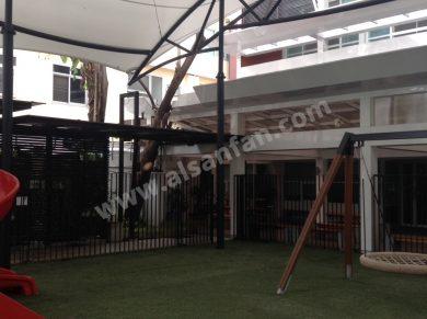 Profan Istanbul - Playpen Ceiling Fan 04