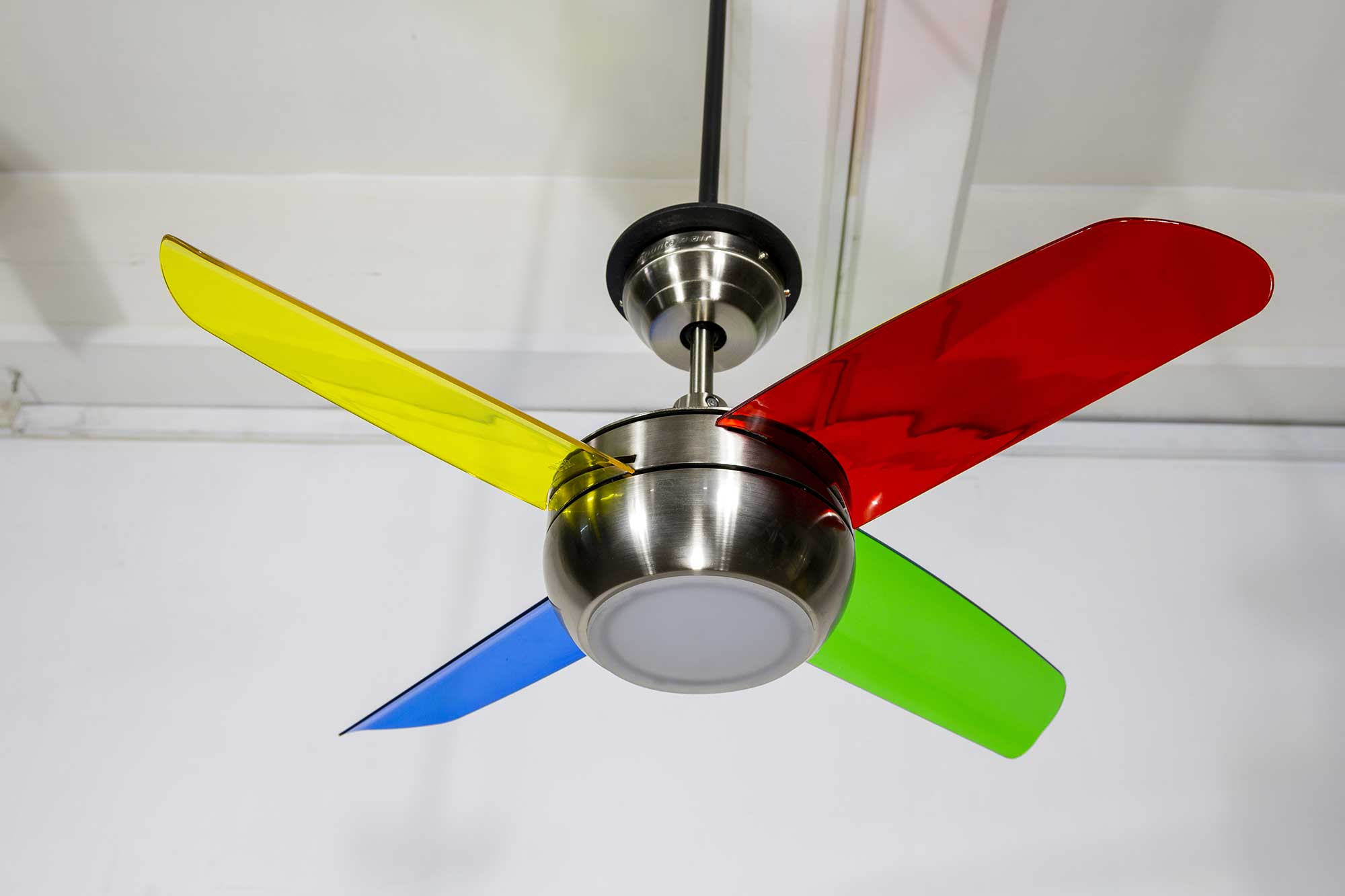 Profan Child - Multicolor, With Light Ceiling Fan