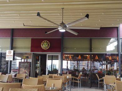 Alsanfan – Profan İstanbul Coffee Ceiling Fan 17