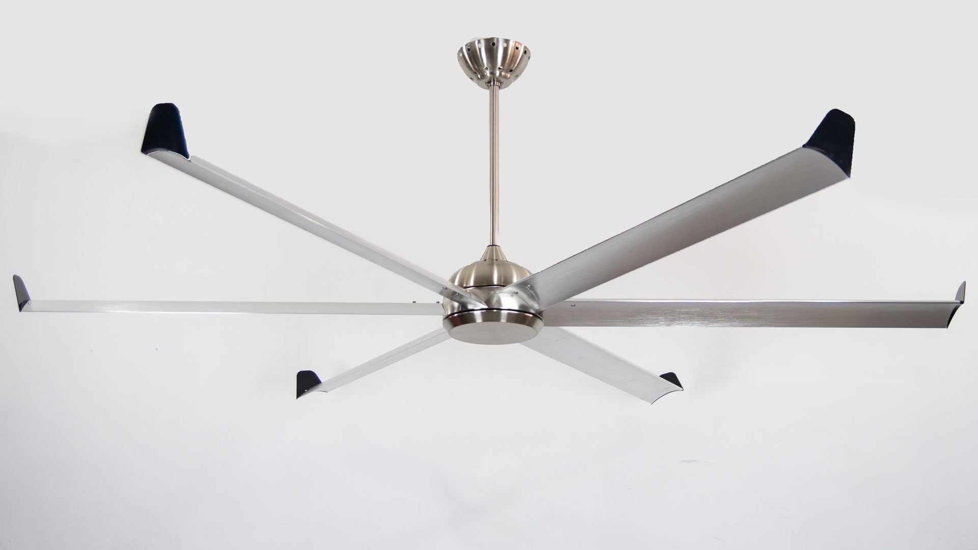 Alsanfan – Profan Istanbul - Aluminum Without Lamp (Outdoor) Ceiling Fan