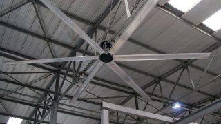Ceiling Fan, HVLS Fan (Warehouse)
