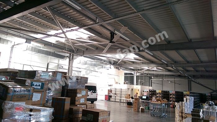 Industrial areas alsanfan industrial warehouse ceiling fans applications aloadofball Choice Image