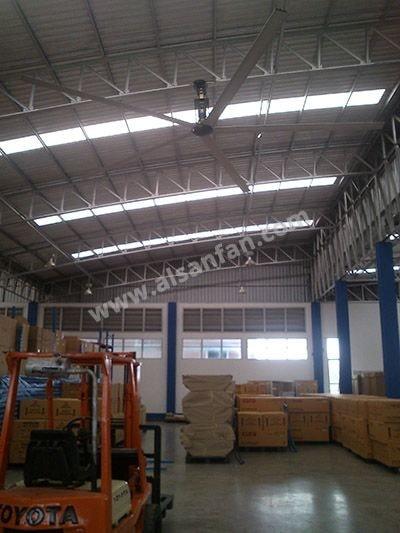 Industrieanlagen Alsanfan