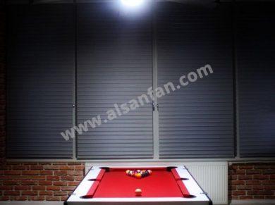 Profan İstanbul Tavan Vantilatörü (Bilardo Salonu)