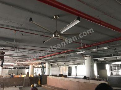 Profan Istanbul - Restaurant Ceiling Fan 13