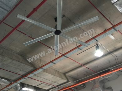 machine industry ceiling fan