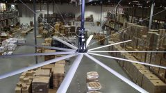 Worlds Most Efficient Industrial HVLS Fans, Worlds Most Efficient Industrial HVLS Fans