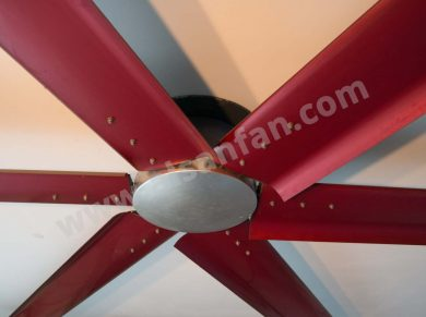 special aplication hvls fan