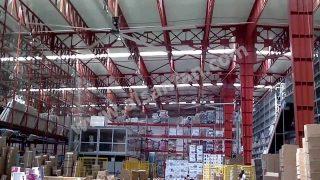 warehouse distribution ceiling fans